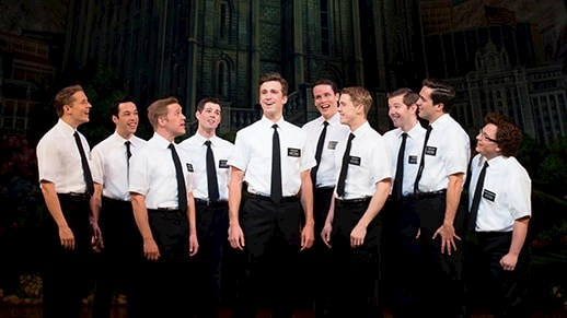 ¡Ríe a carcajadas en The Book of Mormon!