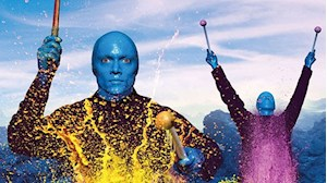 Tickets para Blue Man Group, Broadway: ¡Vibra con su ritmo!