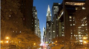 Tour nocturno en bus por Nueva York + Empire State Building