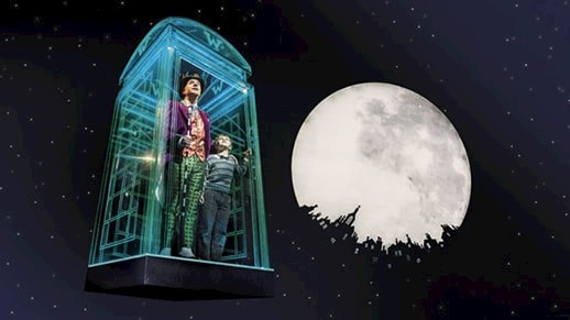 ¡Disfruta del musical Charlie and the Chocolate Factory!