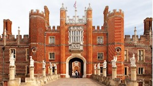 Tour guiado por Londres, pelo Hampton Court e Castelo de Windsor