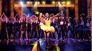 Enamórate en el musical The Bodyguard