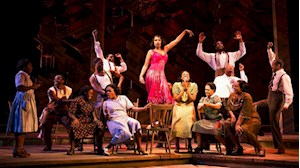 Entradas para el icónico musical The Color Purple de Broadway