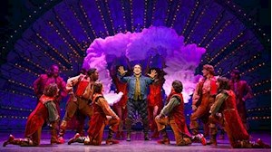 Tickets para Something Rotten!, ¡lo más divertido de Broadway!