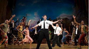 The Book of Mormon, Broadway: 2 misioneros, fe y África